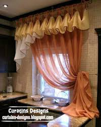 unusual draperies unique curtain designs for kitchen windows kitchen curtains and