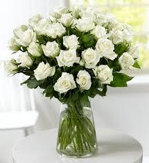 roses online white roses for valentines day marks spencer classic roses white