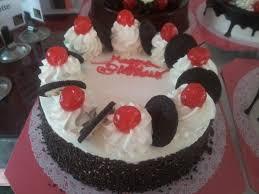 happy birthday cake picture of aroma italiano pascucci coffee