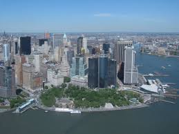 New York City Minecraft Map by Battery Park Urban Park In New York City Thousand Wonders