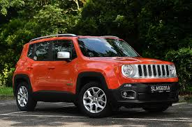 tan jeep renegade jeep thrills motoring news u0026 top stories the straits times