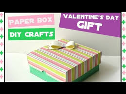 185 best s day gift how to make an easy paper box diy paper crafts for teenagers