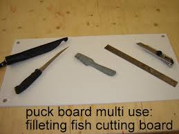 puck board snowboard ramps boxes rails