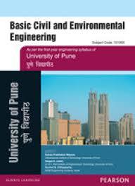 basic civil u0026 environmental engineering for university of pune