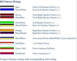 kenwood stereo wiring diagram color code wiring diagram and
