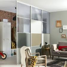 separateur de chambre design d intérieur separateur de pieces impressionnant idee