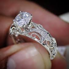 Custom Wedding Rings by Buy Heart Touching Custom Engagement Rings Bingefashion