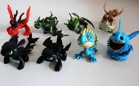 train dragon merchandise
