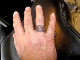 42 lovely finger tattoos for couples