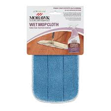 Laminate Floor Care Mohawk Floorcare Essentials Wet Mop Cloth Hayneedle