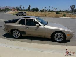 28 1986 porsche 944 owners manual 34477 curbside classic