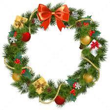 christmas mistletoe vector christmas wreath with mistletoe by dashadima graphicriver