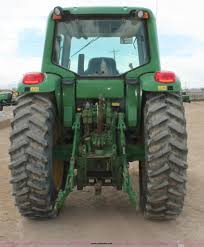2002 john deere 6420 mfwd tractor item e3256 sold may 1