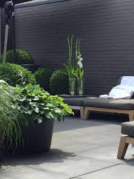 small courtyard designs patio contemporary with swan chairs stylish and this in other peoples spaces would miss flowers