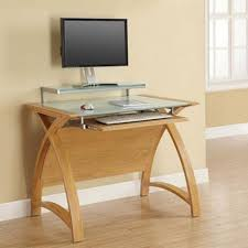 Small Oak Computer Desks For Home Desk Small Oak Desk Antique Pertaining To New Property