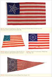 American Flag 1845 Zfc National Treasures Grand Luminaires