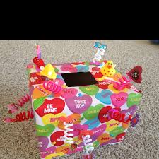 Valentine Decorated Boxes Ideas by 105 Best Valentine Box Party Images On Pinterest Valentine Ideas