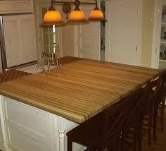Wooden Kitchen Countertops Light Wood Countertops Butcher Blocks Bar Tops Blog