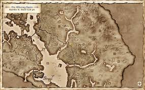 Elder Scrolls Map Image Shadow Stone Map Png Elder Scrolls Fandom Powered By Wikia