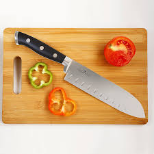 wilkinson kitchen knives amazon com equinox professional santoku knife 7 5 inch
