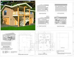 Two Story Garage Plans With Apartments Apartment Plan Two Story Garage Awesome Plans Apartments Best With