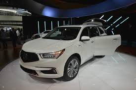 hybrid acura 2017 acura mdx breaks the norm with 3 motor sport hybrid model