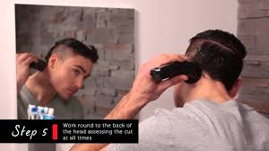 haircuts with hair clippers pro power hair clipper tutorial two alternative men s hair