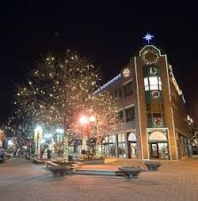 fort collins christmas lights today colorado state university csu helps keep downtown lights