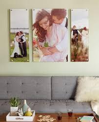Home Engagement Decoration Ideas Best 25 Displaying Wedding Photos Ideas On Pinterest Canvas