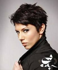 pixie cut styles for thick hair pixie haircuts for women with thick hair my style pinterest