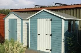 Summer Garden Sheds - garden summer houses bakers timber buildings
