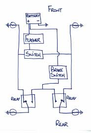 simple basic led circuit diagram wiring diagram components