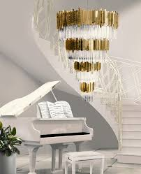 Chandelier Cover Empire Chandelier Luxxu Modern Design And Living