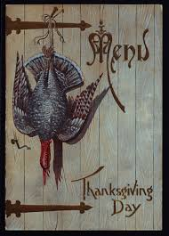 ideal thanksgiving menu thanksgiving day 2015 10 amazing holiday menus from history