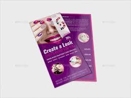 13 nail salon flyer templates free psd ai eps format download
