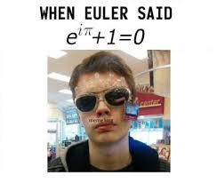 Meme King - when euler said meme king meme on me me