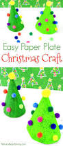 easy paper plate christmas crafts for preschoolers christmas