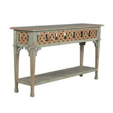 Blue Console Table Blue Console Table