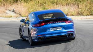 Porsche Panamera Turbo - 2018 porsche panamera turbo s e hybrid review the future is awesome