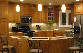 lighting contemporary kitchen table overhead lighting surprising