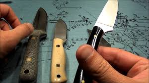Blind Horse Knives Blind Horse Knives Size Comparison Youtube