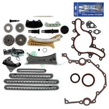 Ford Explorer Timing Chain - amazon com new tk4090sksi timing chain kit cover gasket set