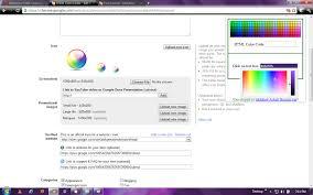 html color coder chrome web store