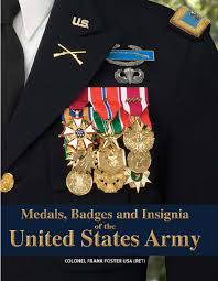 Awards And Decorations Army Us Army Medals Badges U0026 Insignia Medals Of America Press