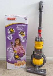 Toy Vaccum Cleaner Candace U0027s Corner Casdon Toy Dyson Ball Vacuum Cleaner Review