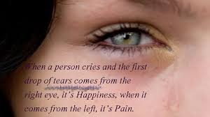the drop of tear healthythoughts the mind is everything