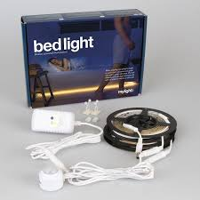 bed light motion activated ambient led lighting lights bedrooms