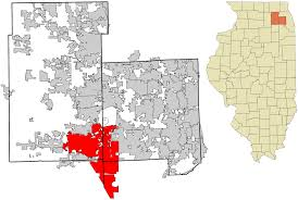Il County Map File Dupage County And Kane County Illinois Incorporated And