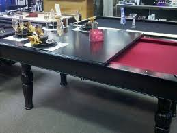 Dining Pool Table Combo by Dining Poker And Pool Tables Hathaway Park Avenue 7ft Pool Table