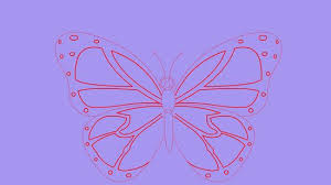 2 ways to draw a butterfly step by step wikihow
